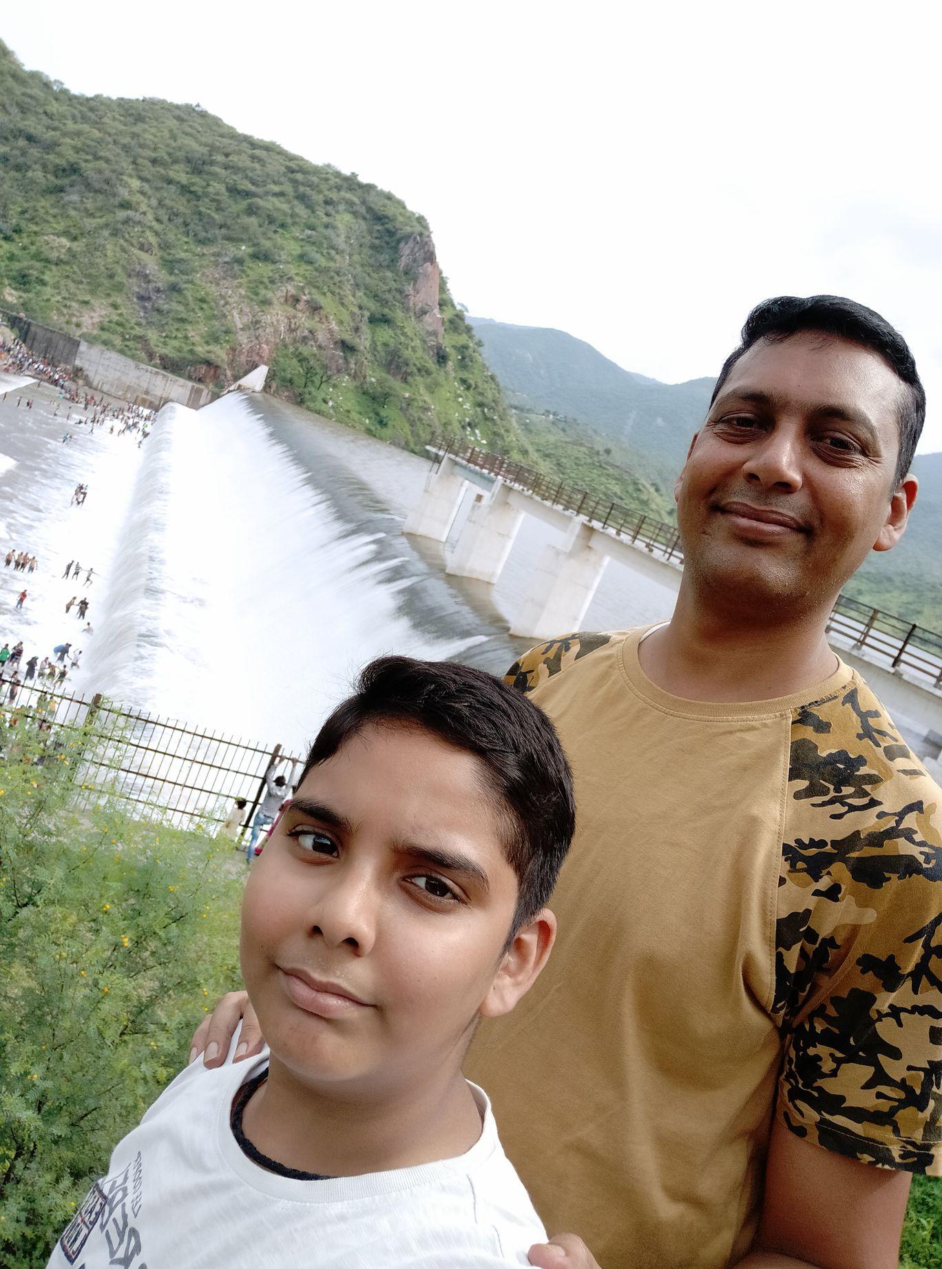 Photo of Bagheri Ka Naka Dam By Sanjay Jain