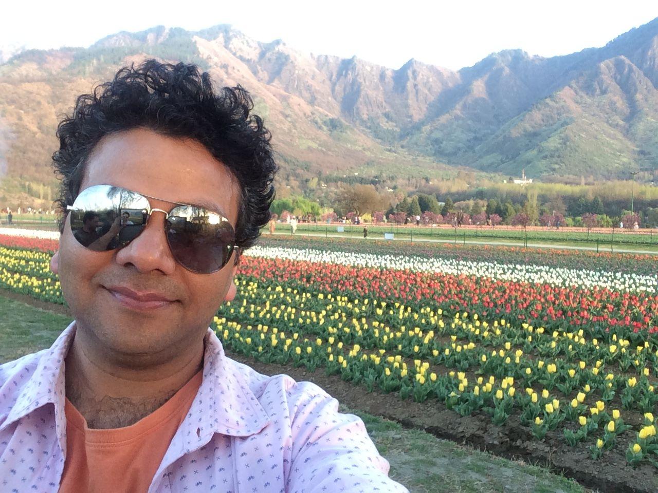 Photo of Tulip Garden By Manmoji Manav