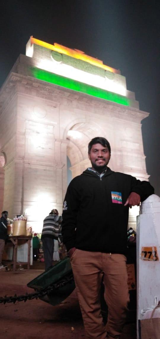 Photo of India Gate By RiyazUddeen