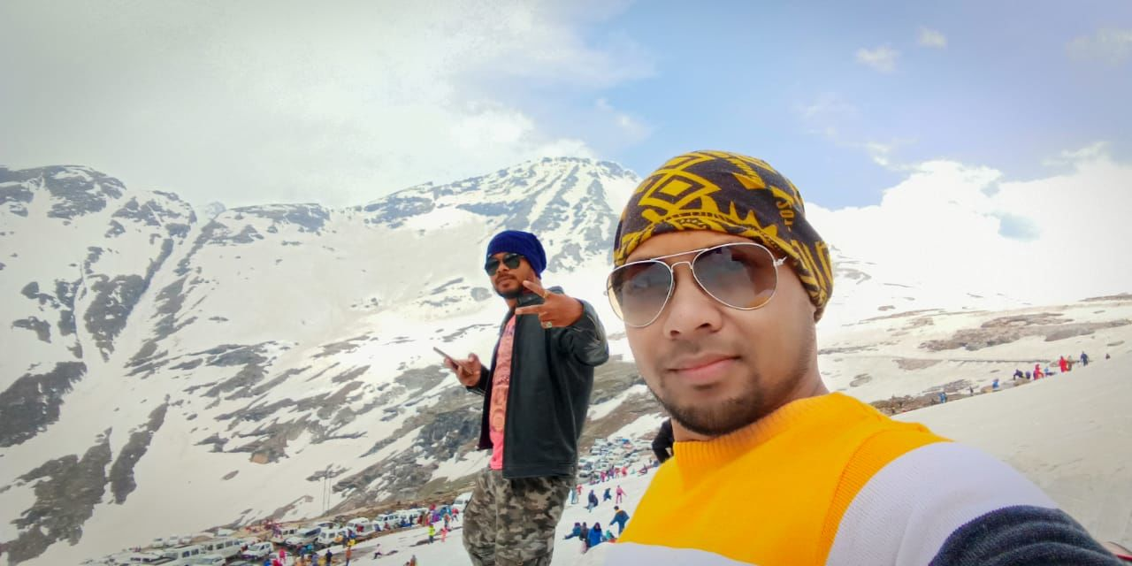 Photo of Rohtang Pass By Jitendra Katakwar