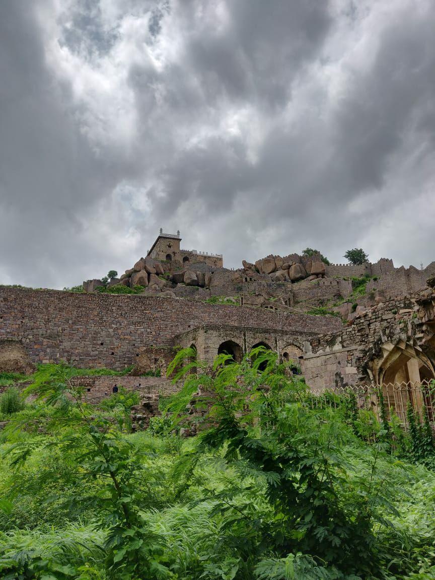 Photo of Golconda Fort By Gaurav Kumar