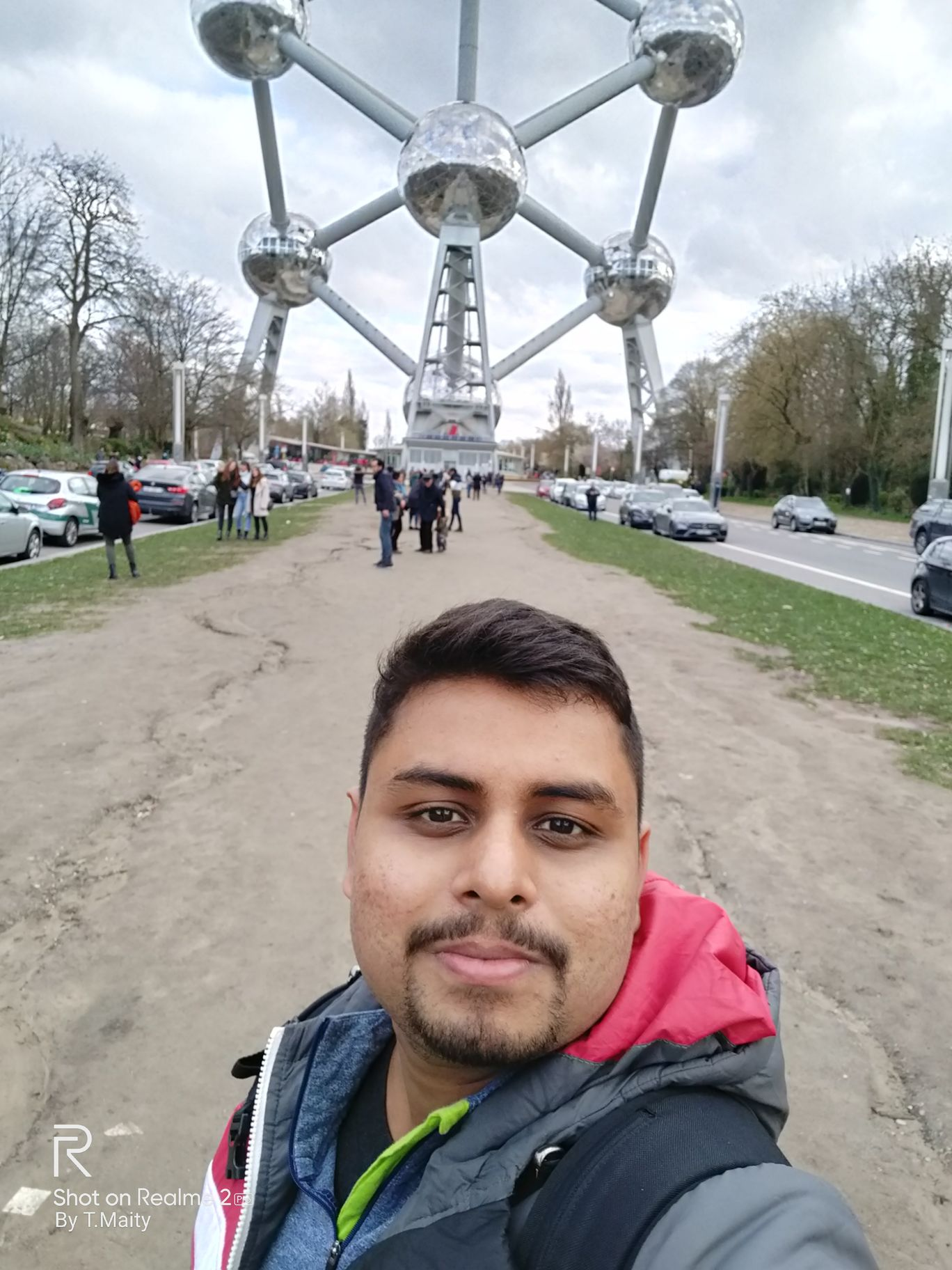 Photo of Atomium By Tridip Maity