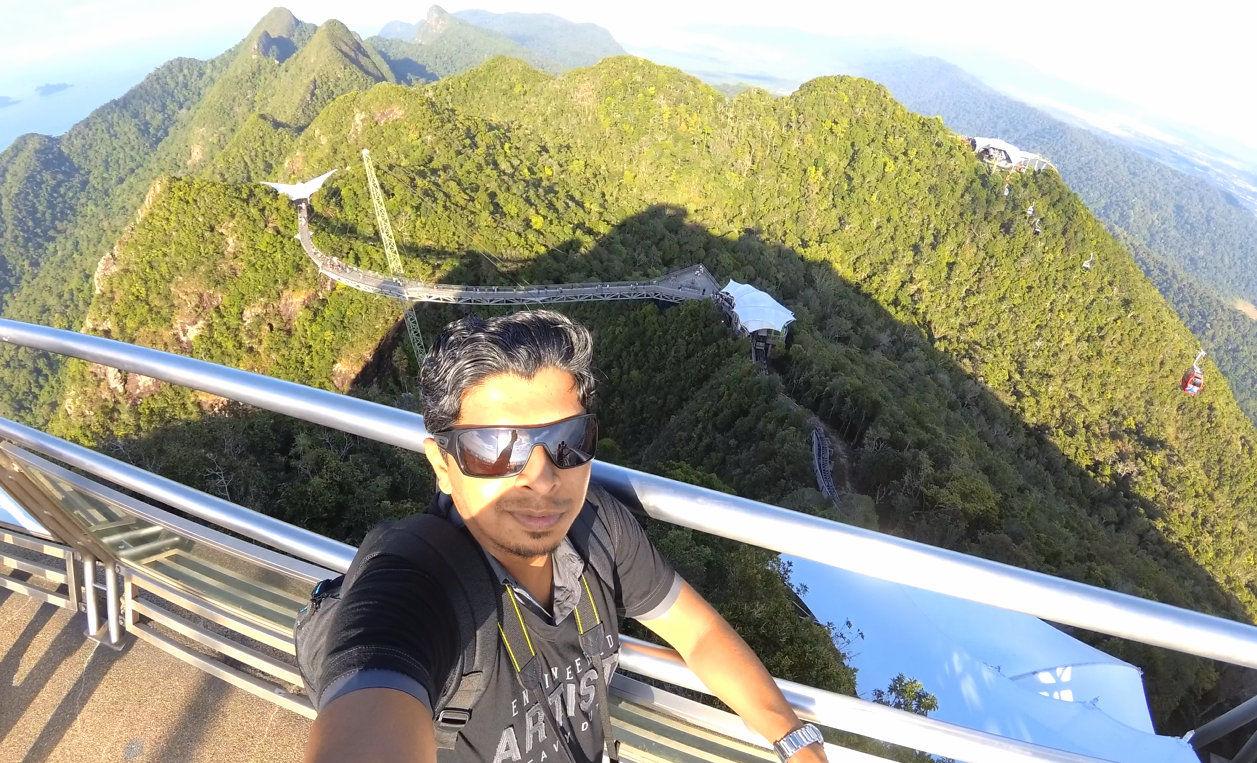 Photo of Langkawi Sky Bridge By raj hrk