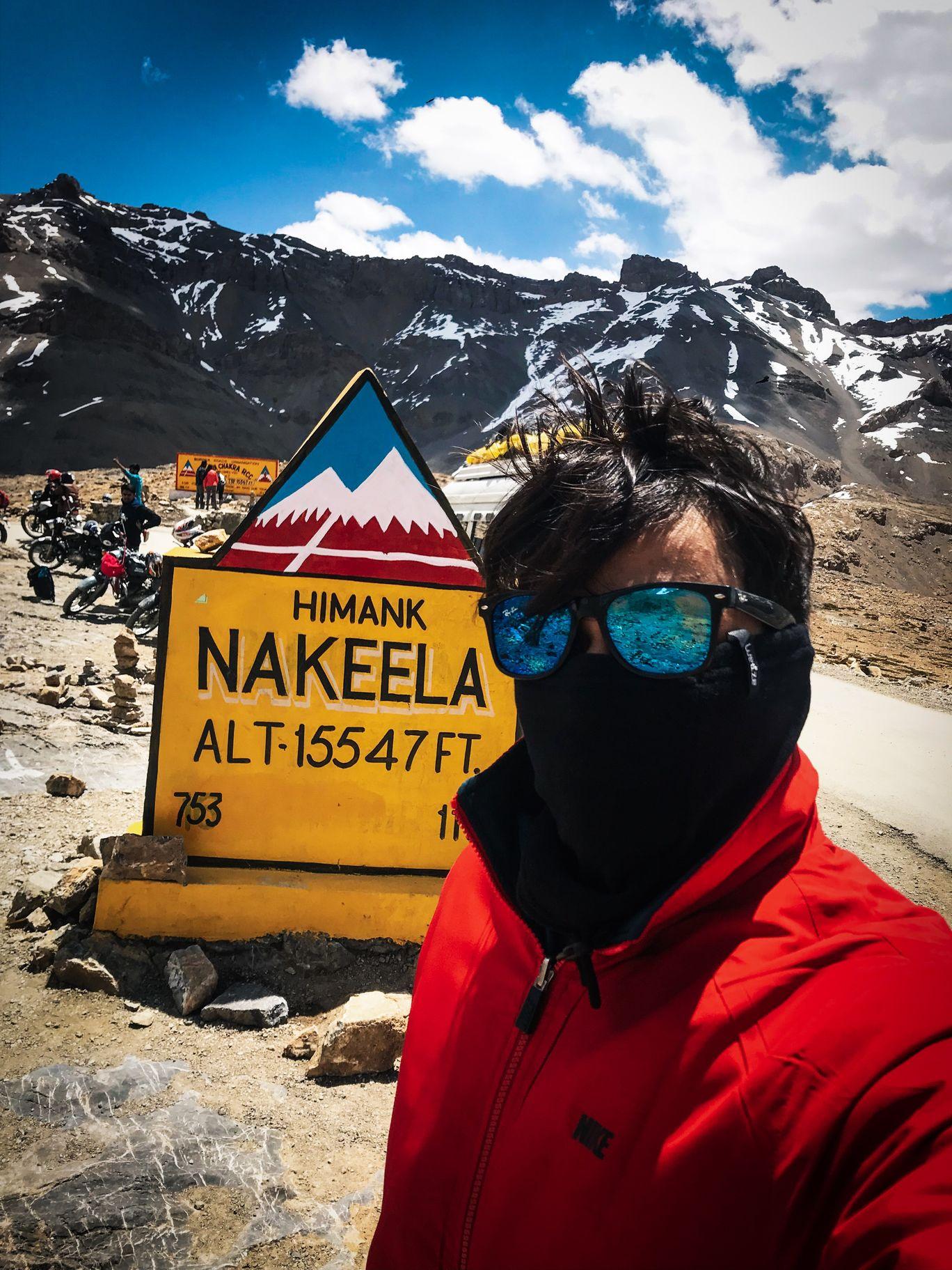 Photo of Nakee La 4739 m By Sadanand Lowanshi