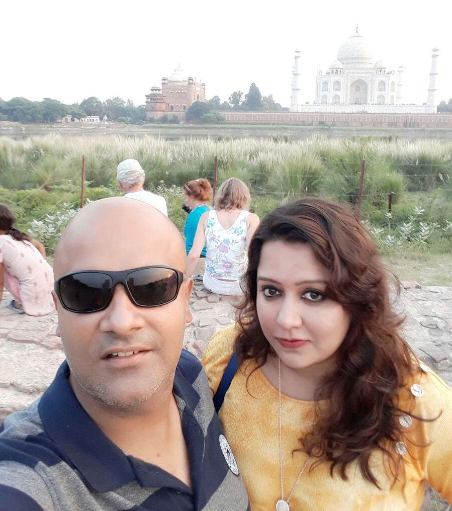 Photo of Taj Mahal By Hina ramsinghani