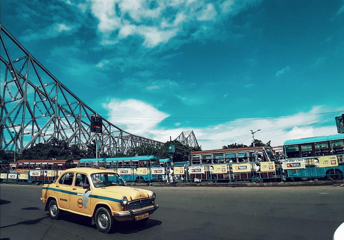 Photo of Howrah Bridge By Rohit