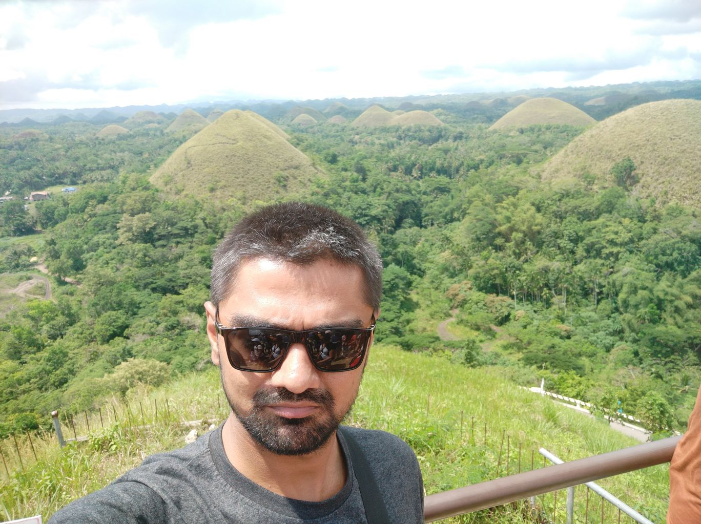 Photo of Chocolate Hills By Kamal Ramani