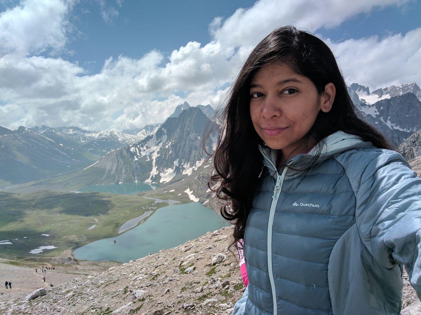 Photo of Kashmir Great Lakes Trek By Shubhangi Rane