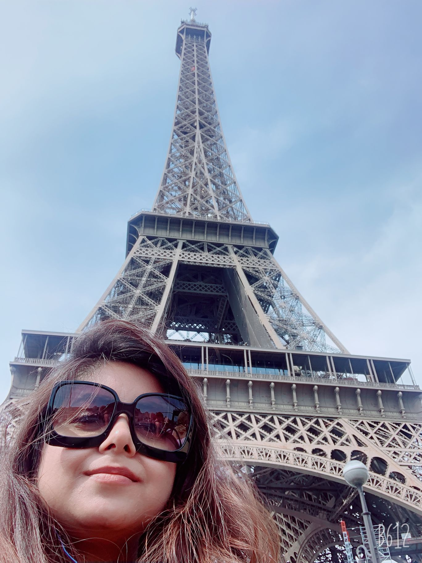 Photo of Eiffel Tower By Tuhina Agarwal
