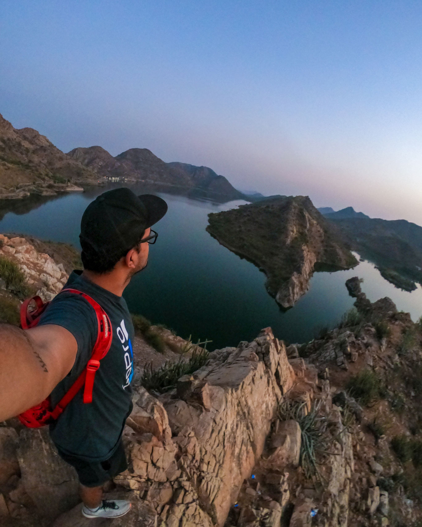 Photo of Badi Lake view point By Chef Yash