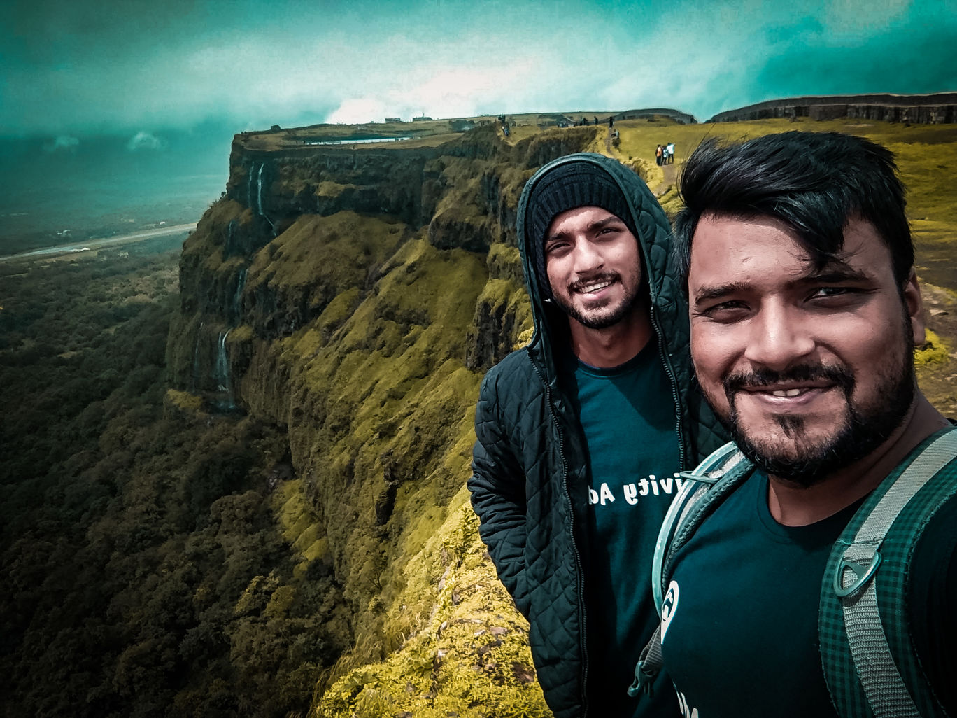 Photo of Korigad Fort By R D