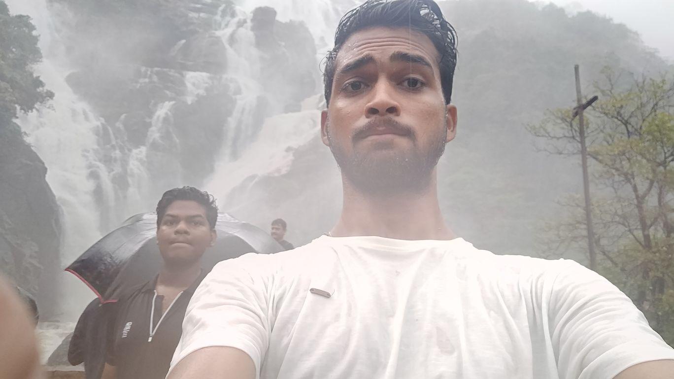 Photo of Dudhsagar Falls By Priti Sundar Merkap