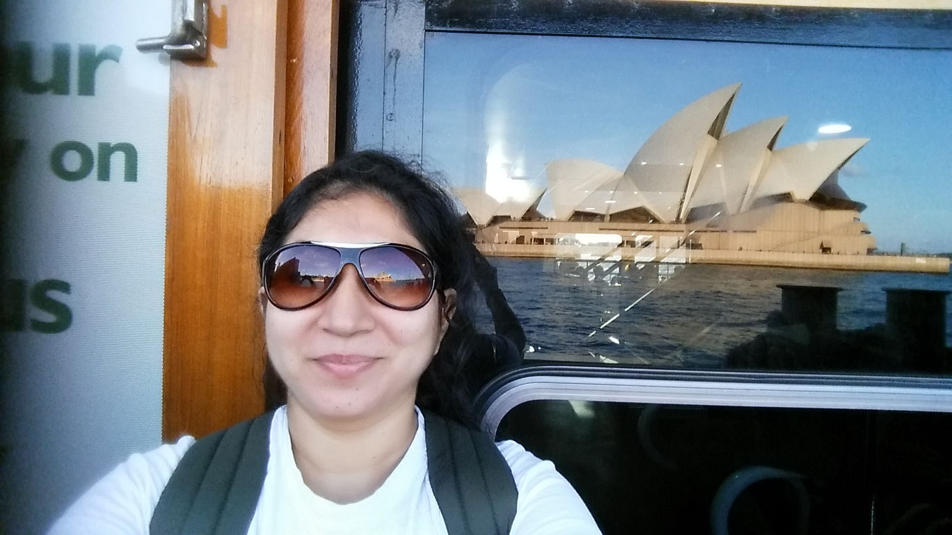 Photo of Sydney Opera House By himani kapoor