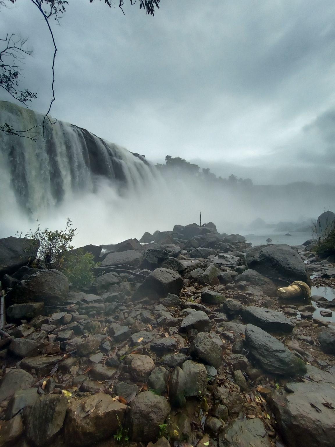 Photo of Athirapally Waterfalls By Joyal Paulson