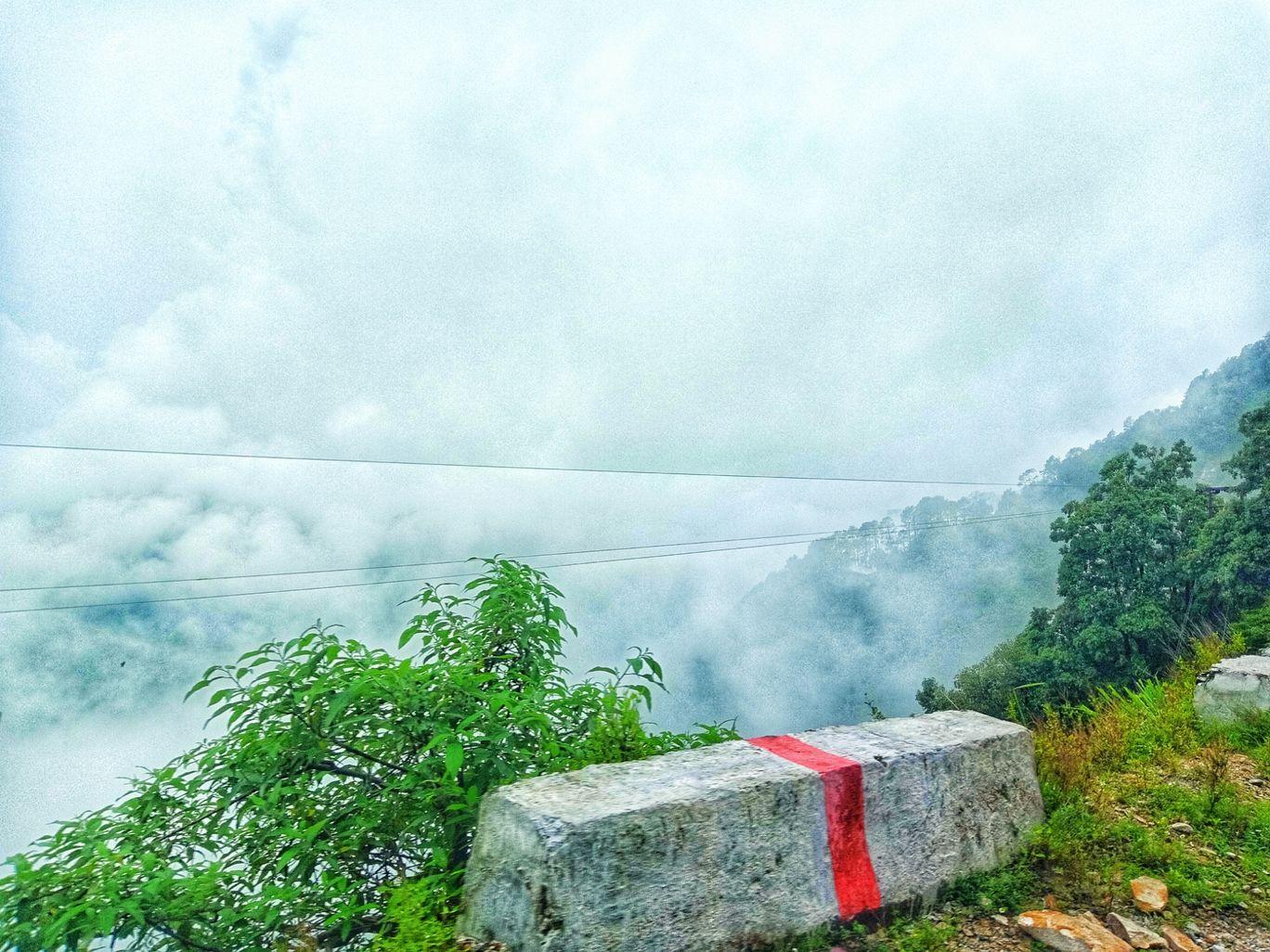 Photo of Jharipani Fall By Mohit kumar pal