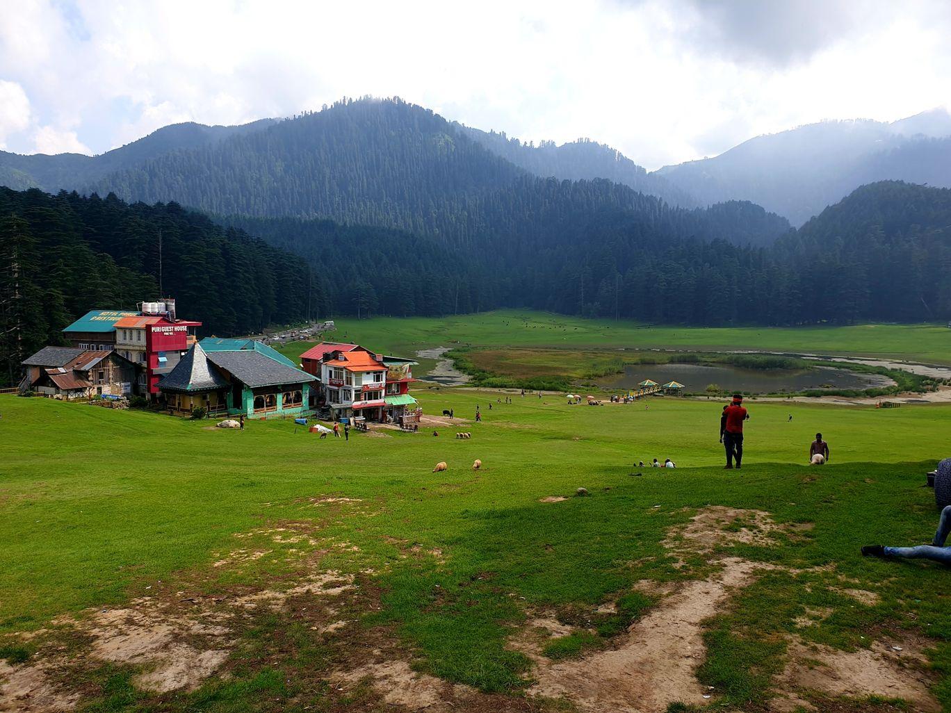 Photo of Khajjiar By dhruv