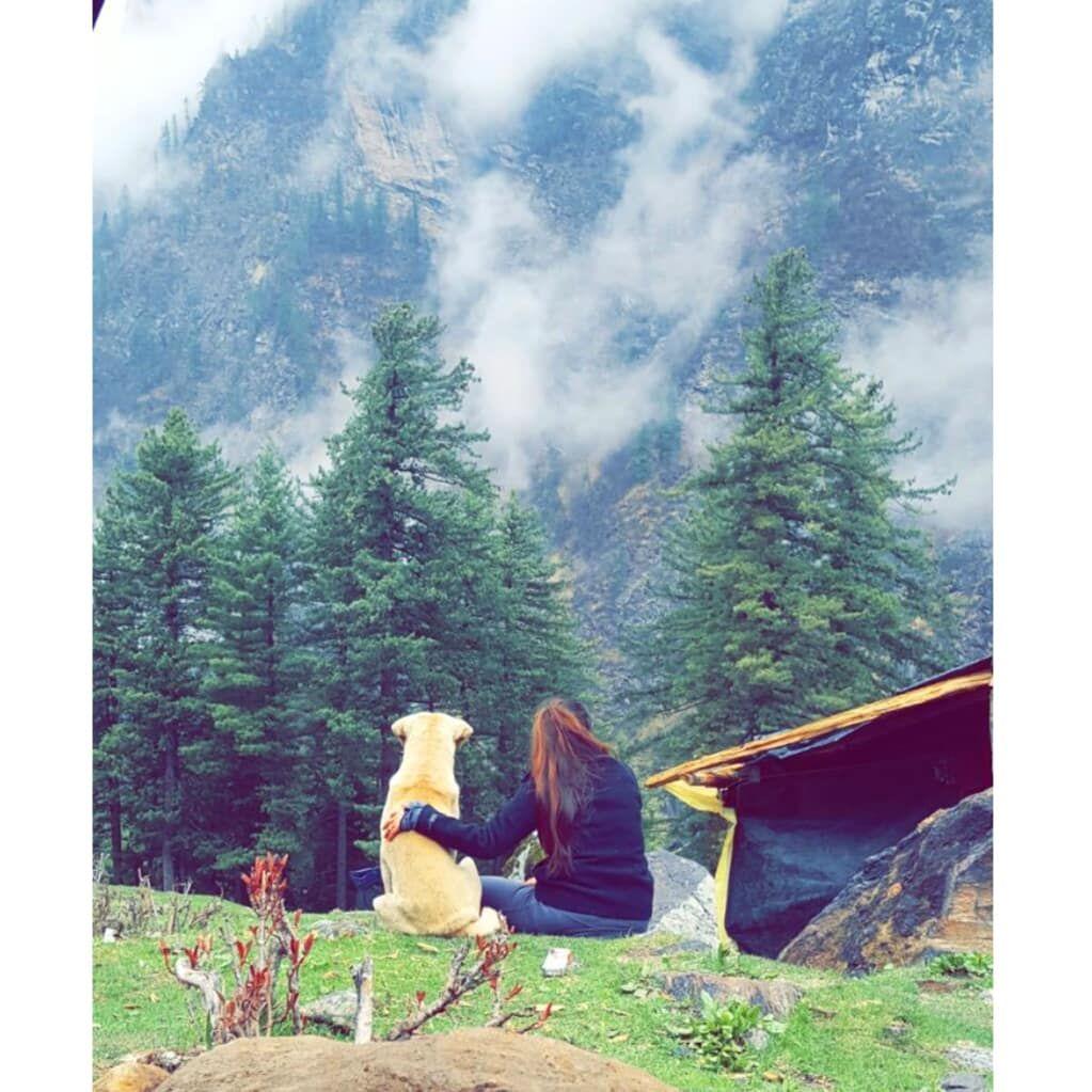 Photo of kheerganga Trek Milestone 1 By Srishti Nagpal