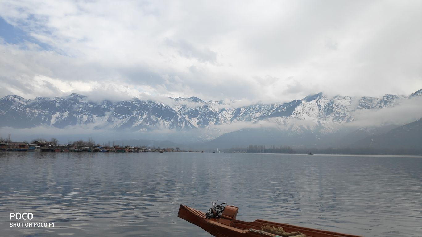 Photo of Kashmir By Shivangi Mistry
