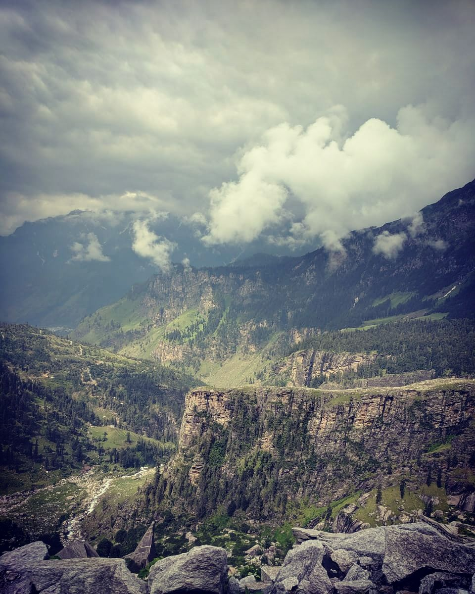Photo of Rohtang Pass By preetha anand