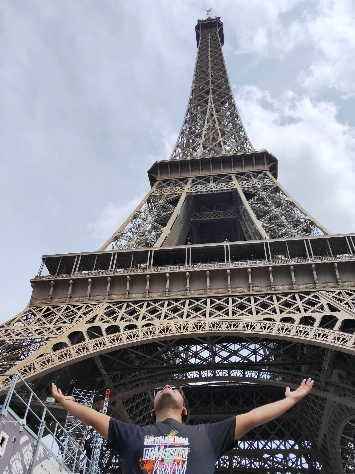 Photo of Eiffel Tower By mayank drolia