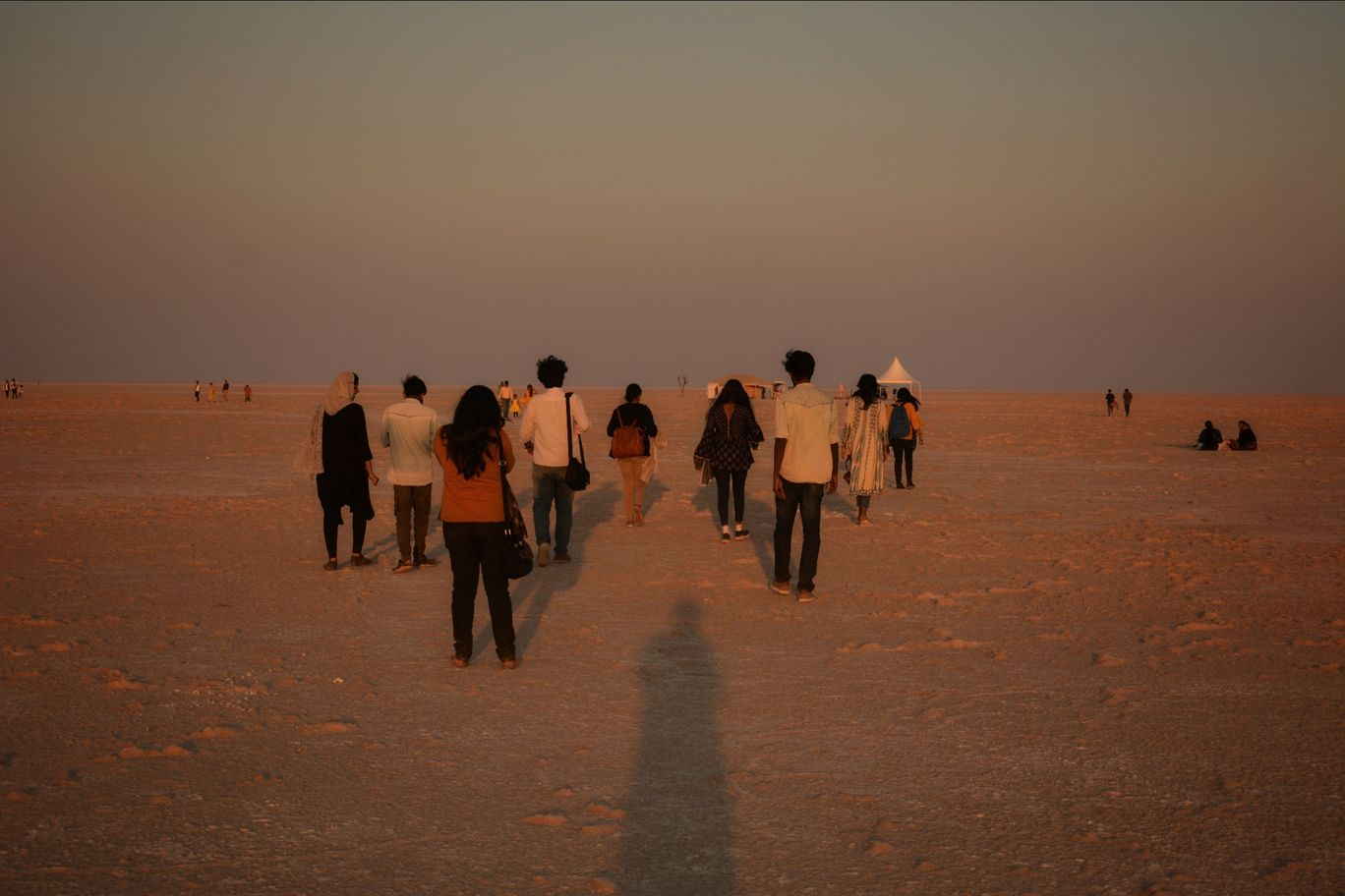 Photo of White Desert - White Rann By prasoon suresan