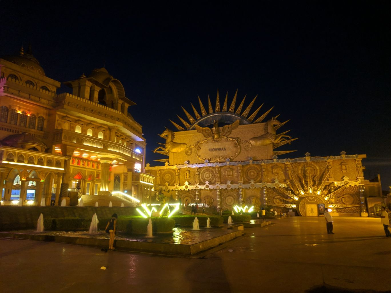 Photo of Kingdom of Dreams By Anirban Chandra