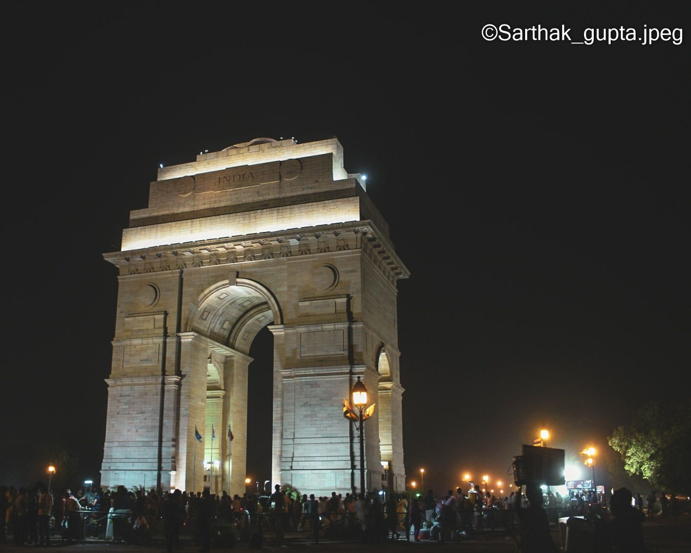 Photo of Delhi By Sarthak Gupta