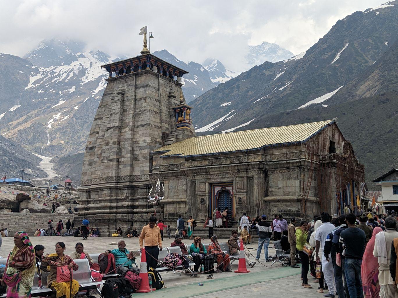 Photo of Kedarnath Temple By Pruthvi Parmar (Earth)