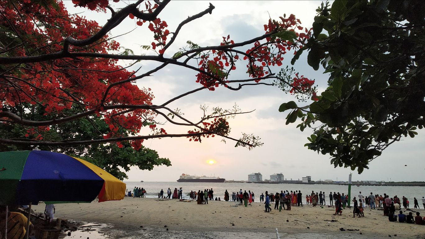 Photo of Fort Kochi Beach By Akash Dhamoul