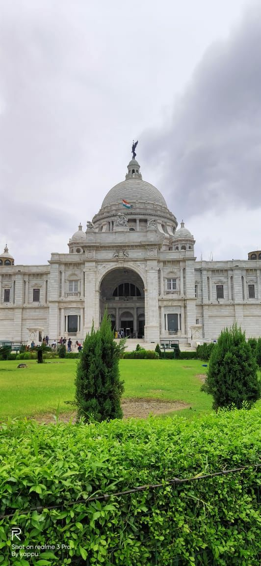 Photo of Victoria Memorial By Darshan Malviya