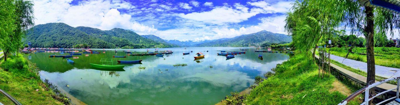 Photo of Pokhara By Nithin T