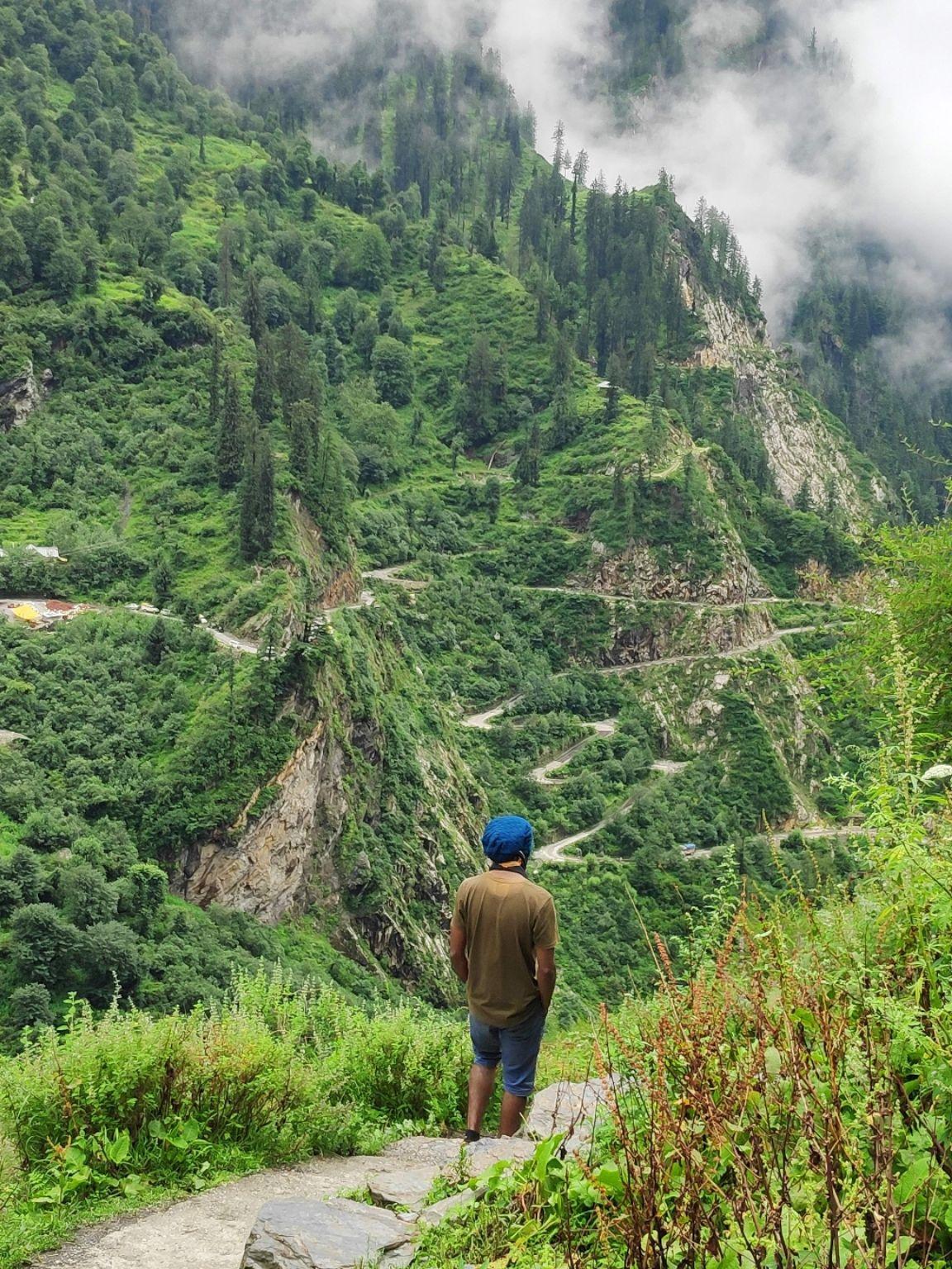 Photo of Malana Village Road By Nithin T