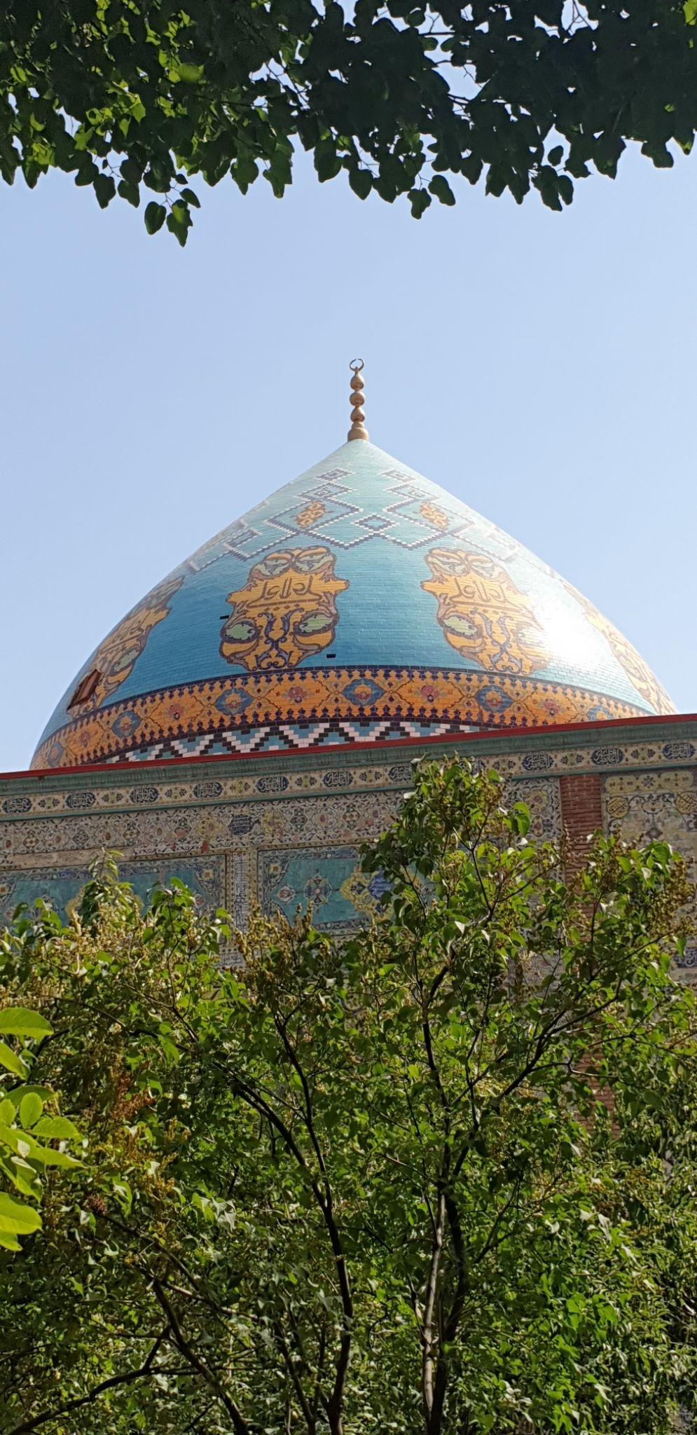 Photo of Blue Mosque By aleemuddinabbasi