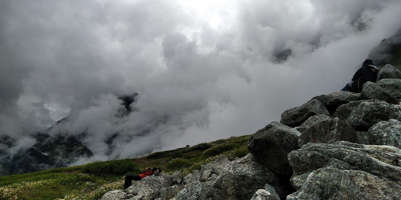Photo of Himalayas By shubham chauhan
