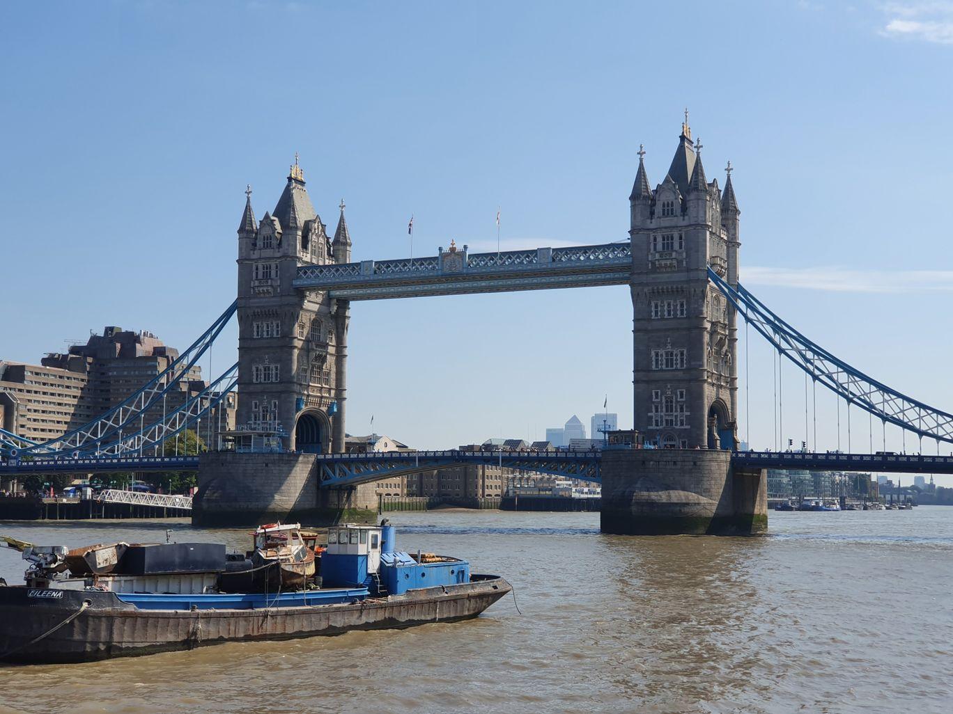 Photo of Central London By Sachin Salgaonkar