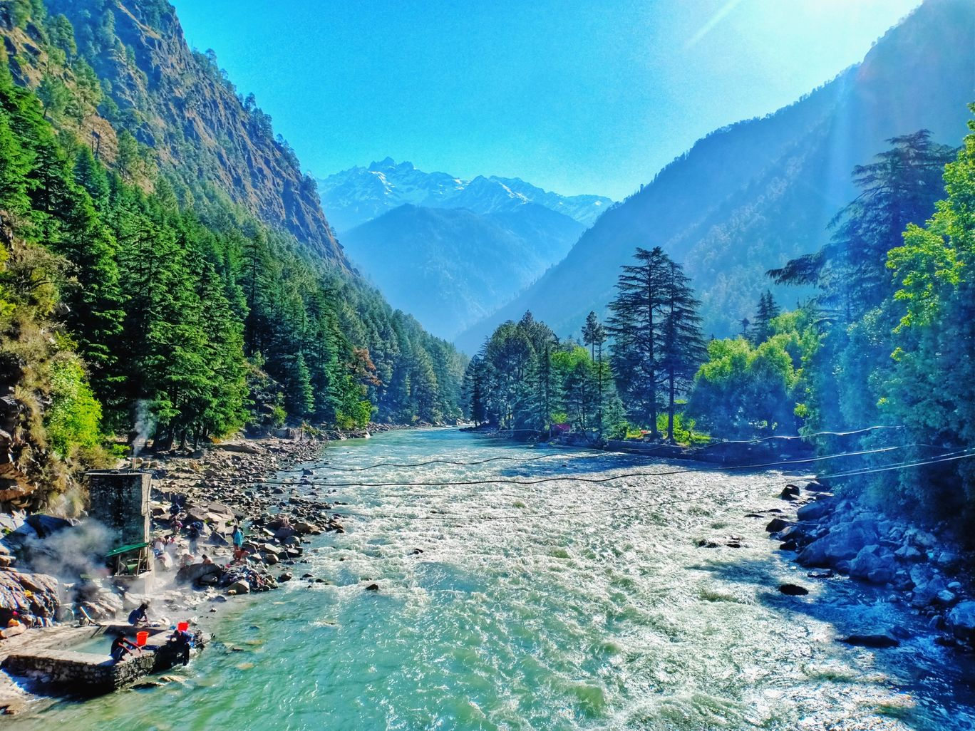 Photo of Kasol By sharif wasim
