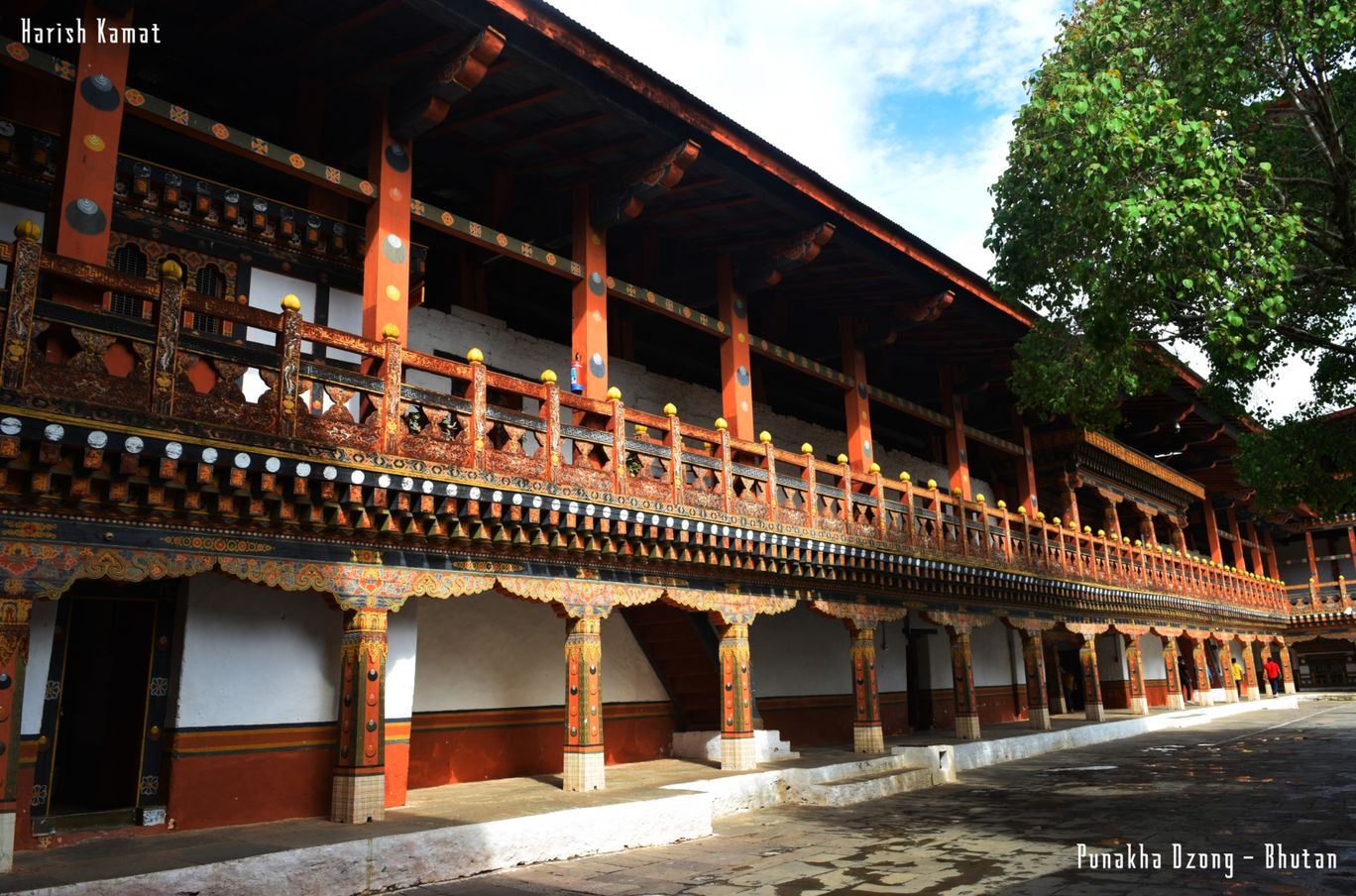 Photo of Bhutan By Harish Kamat