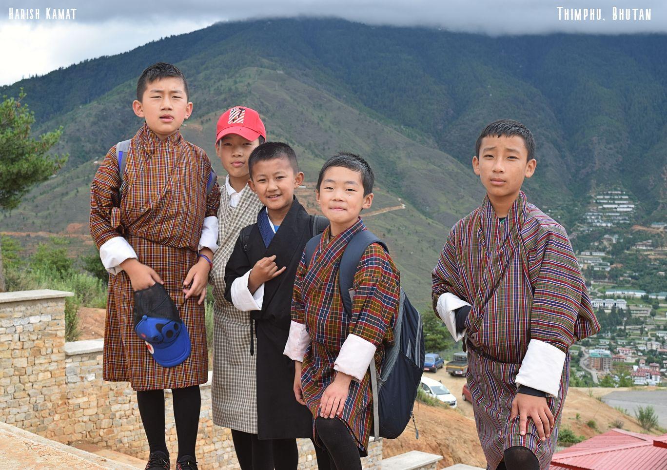 Photo of Bhutan By Harish Kamat