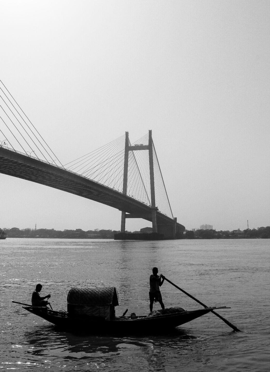 Photo of Vidyasagar Setu By Pradeep Arunagiri