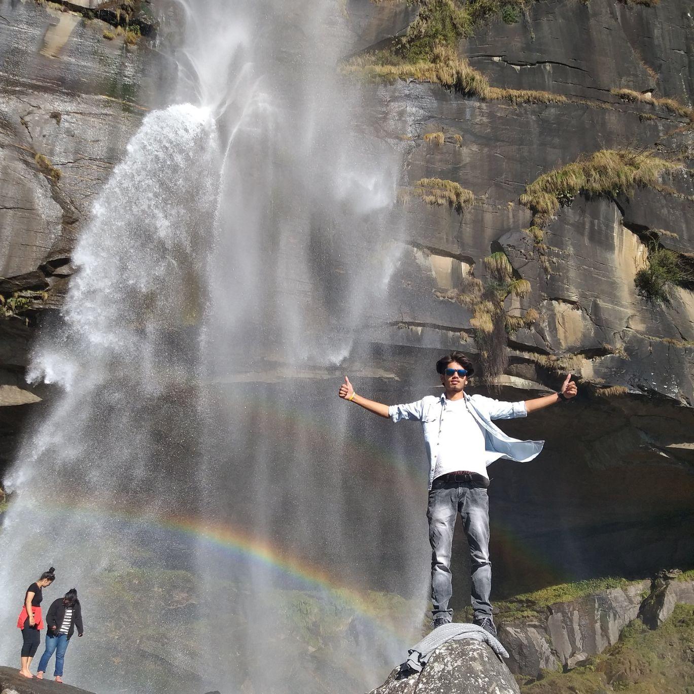 Photo of Jogini Falls By Nikhil Sharma