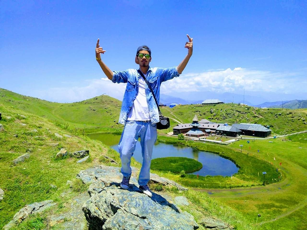 Photo of Prashar Lake Trekking and Camping By Nikhil Sharma