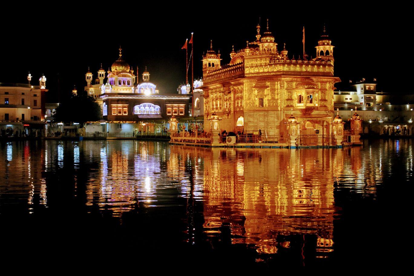 Photo of Amritsar By Dr Nareshachari D B