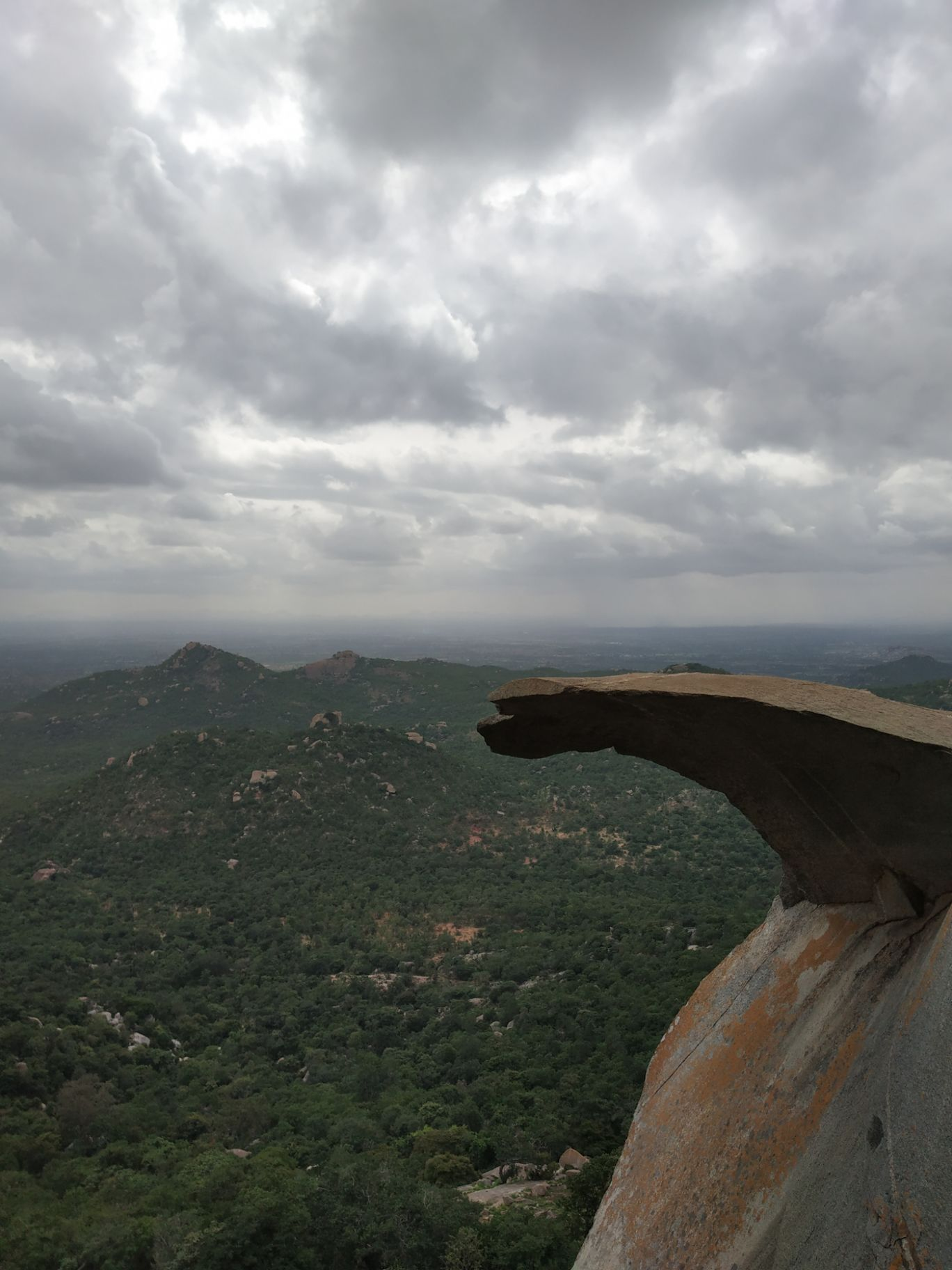 Photo of Avalabetta Hill Top View Point By Dr Nareshachari D B