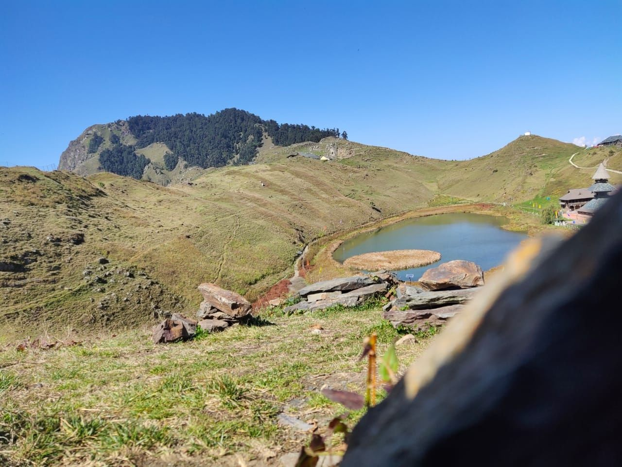 Photo of Prashar Lake By Raksha Yadav