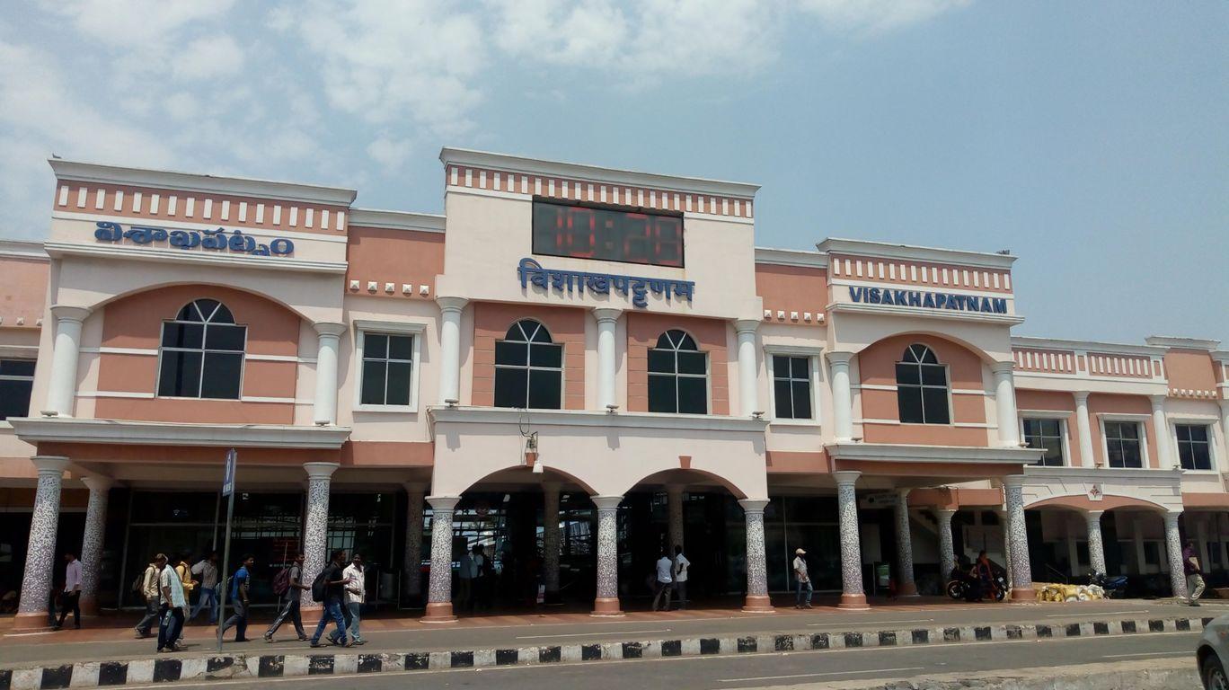 Photo of Vishakhapatnam By Travel With sittu