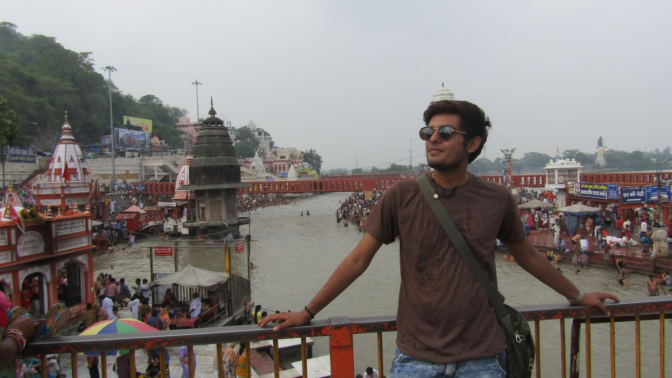 Photo of Haridwar By Jinkal Gor