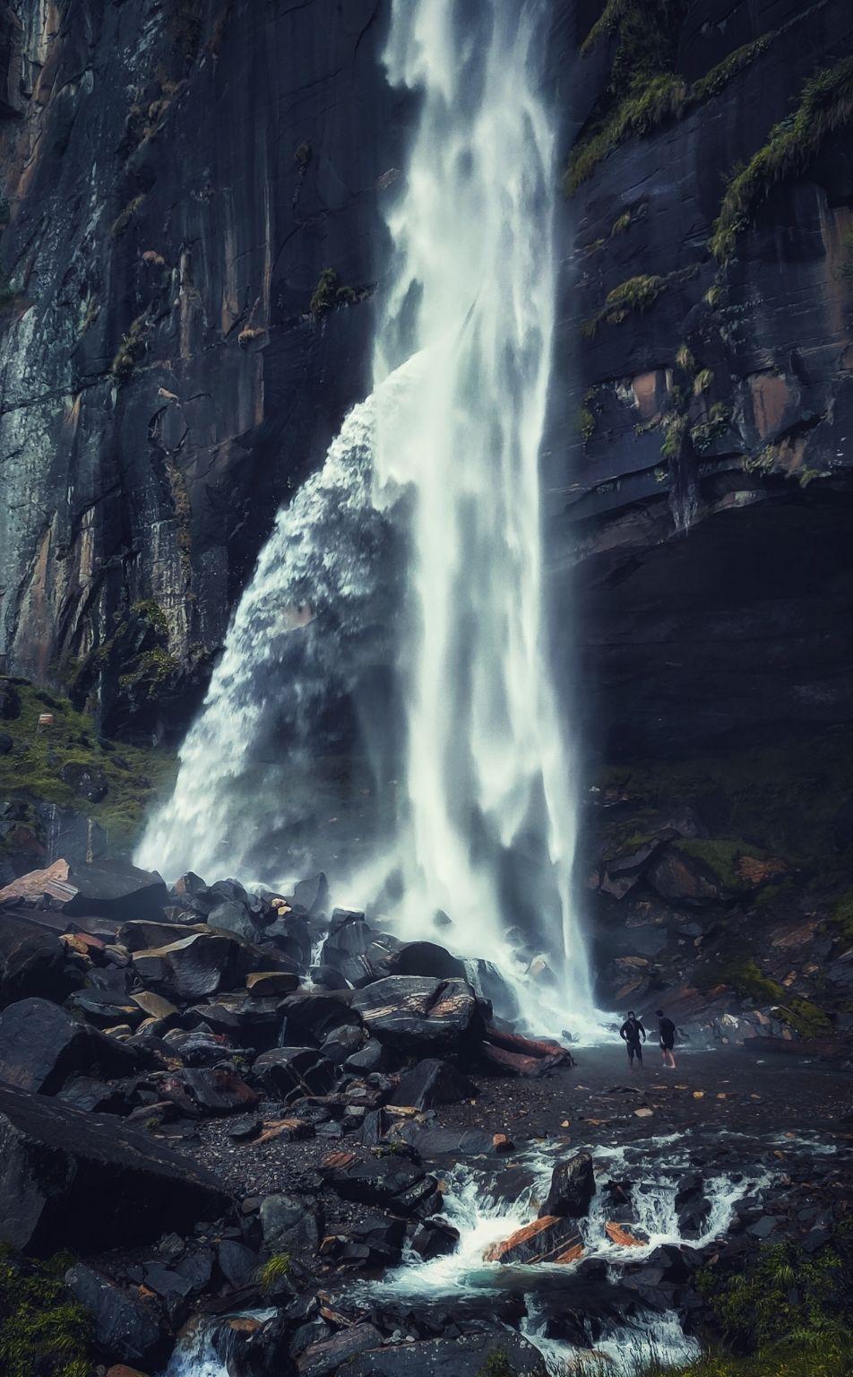 Photo of Jogini Falls By Anvaj Malik