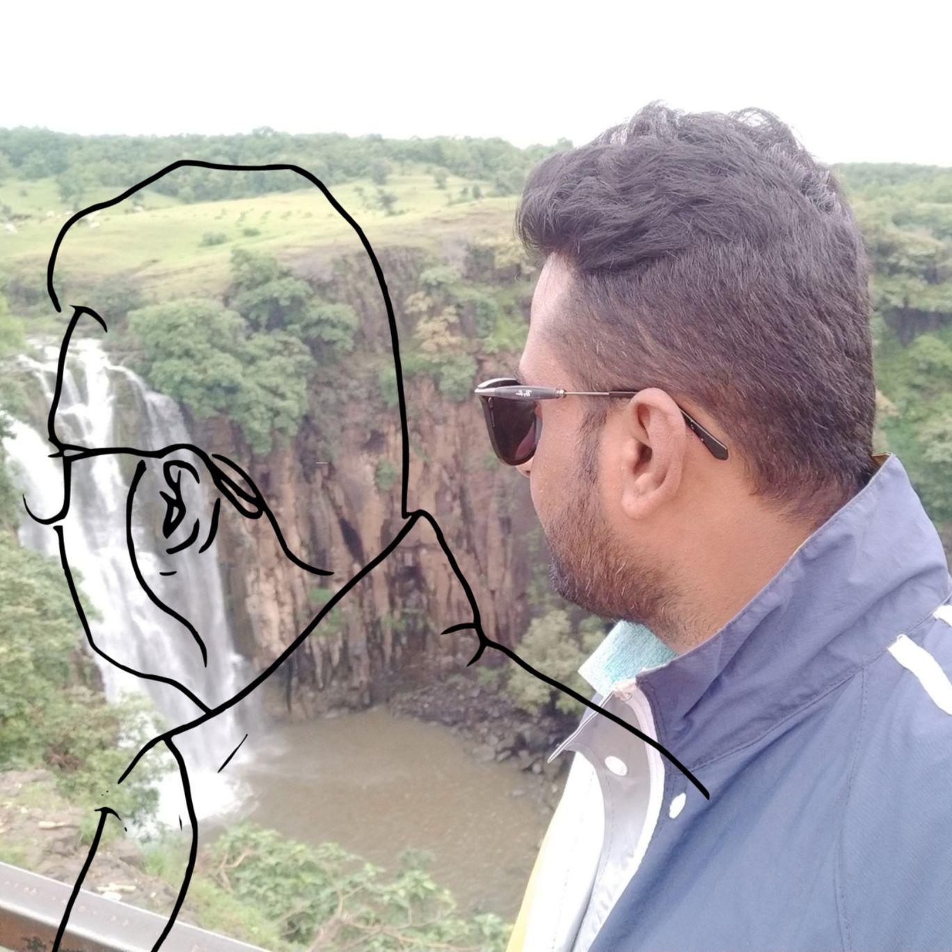 Photo of Patalpani Waterfall By Abhishek Karma