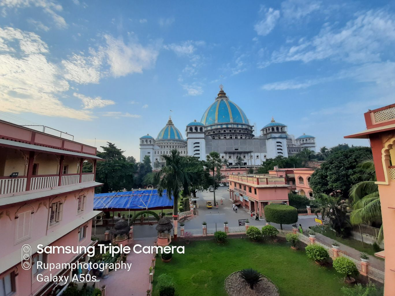 Photo of Mayapur Iskcon Temple By Rupam Sikder