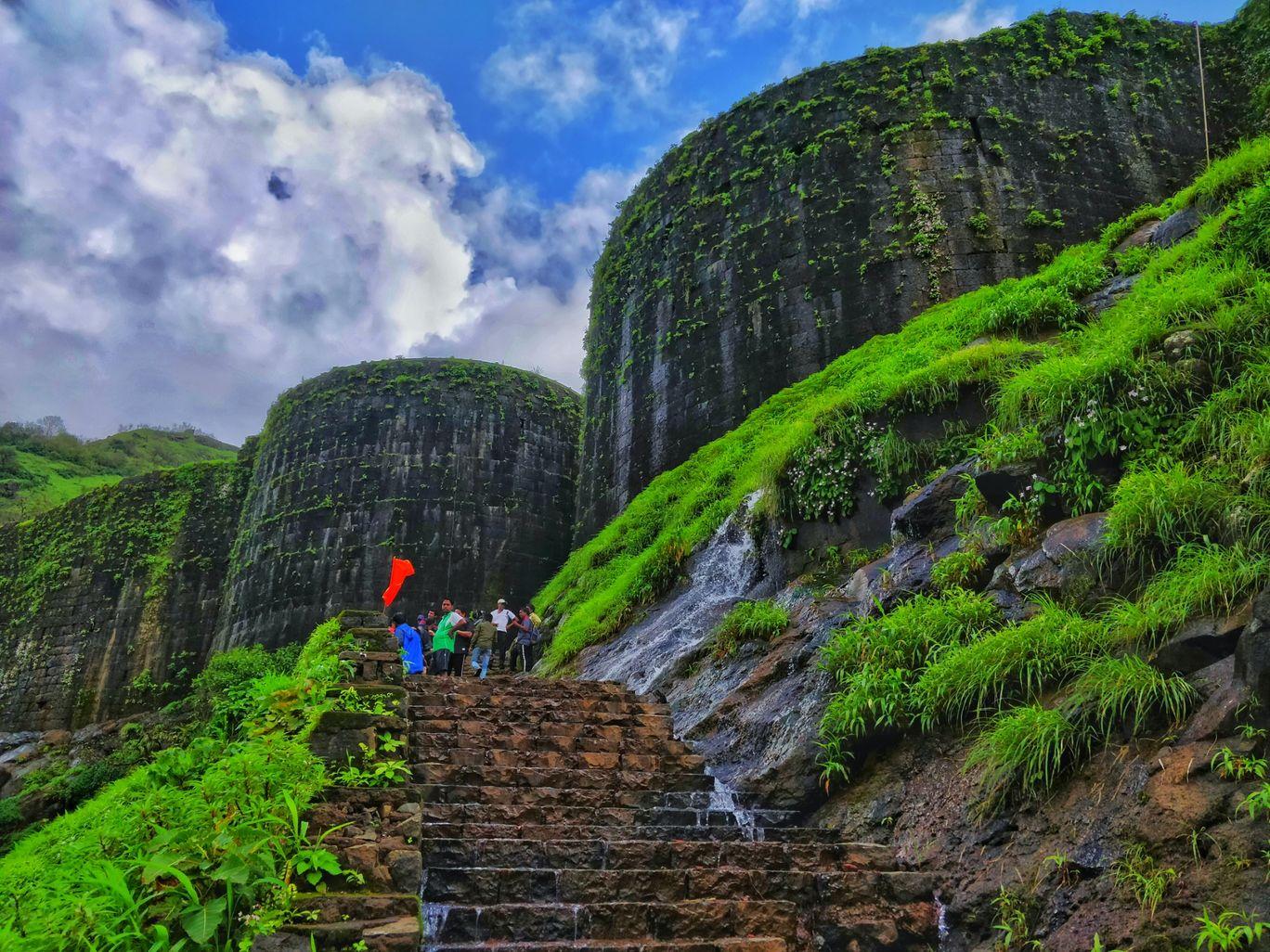 Photo of Raigad Fort By Deepak Memane
